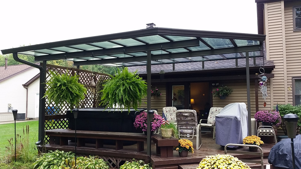 Bright Covers Outdoor Shade Structures Porch Roofs